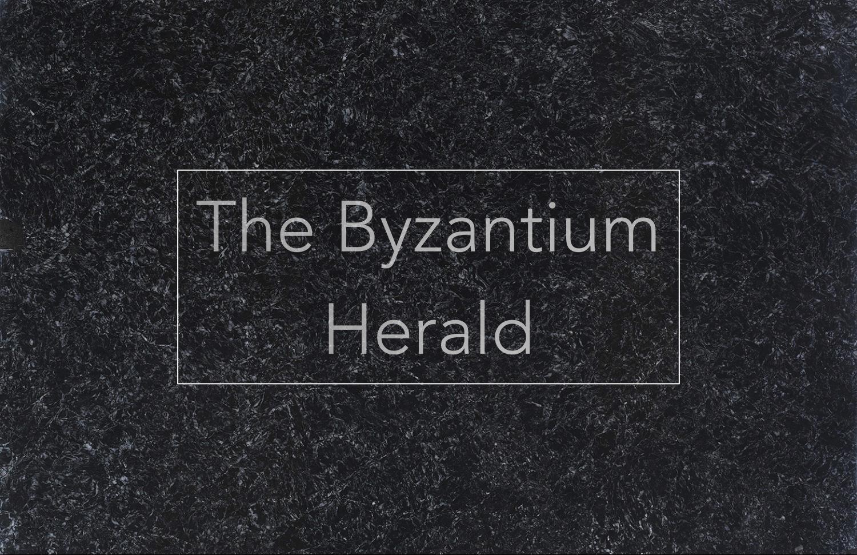 Herald Plaque